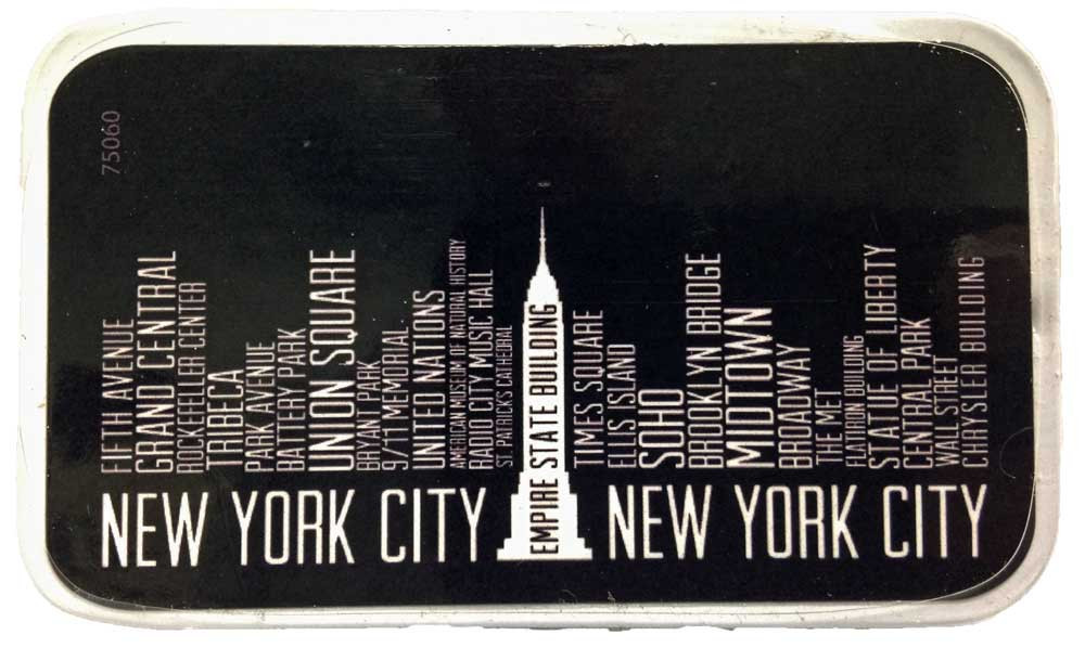 NYC Landmarks Breath Mints photo