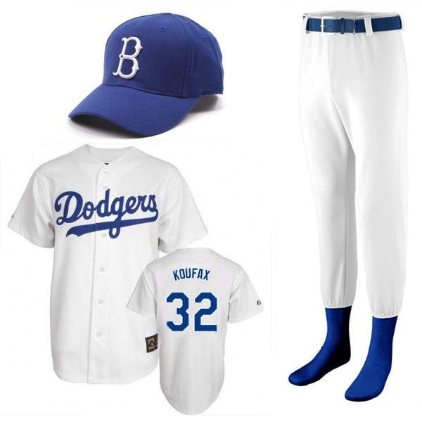Sandy Koufax Costume for Kids photo