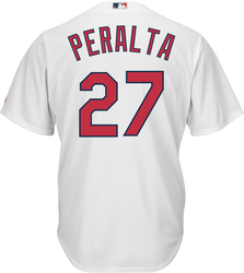Johnny Peralta St.Louis Cardinals Replica Adult Home Jersey Photo