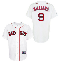 Ted Williams Youth Jersey Photo