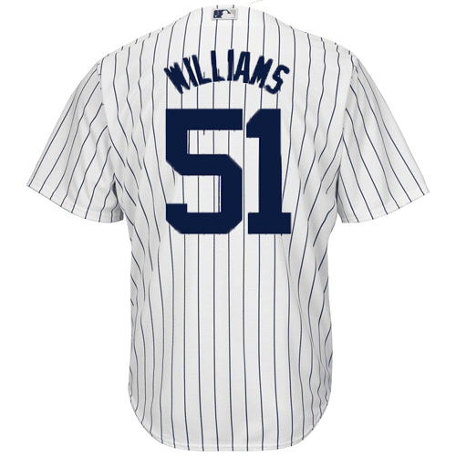 Bernie Williams Jersey  photo