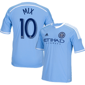 Mix Diskerud Blue Primary Replica Jersey