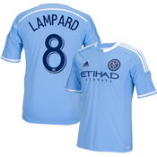 Frank Lampard Blue Primary Replica Youth Jersey