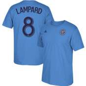 Frank Lampard Blue Adult T-Shirt