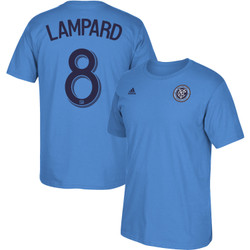 Frank Lampard Blue Adult T-Shirt Photo