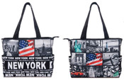 This Robin-Ruth NY Tote Bag is the ultimate way to show your NYC pride every single day.