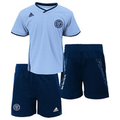 NYCFC Adidas Kids Short Set