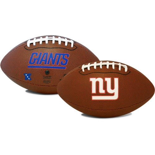 New York Giants Full Size Football photo