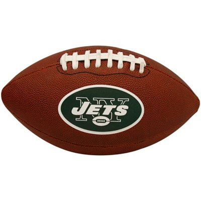 New York Jets Full Size Football photo