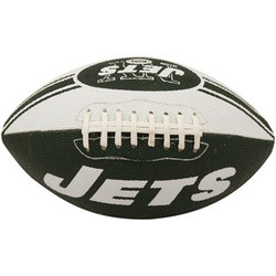 New York Jets Youth Size Football  Photo
