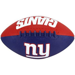 New York Giants Youth Size Football  Photo