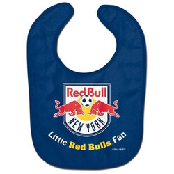 NY Red Bulls Little Fan Bib  Photo