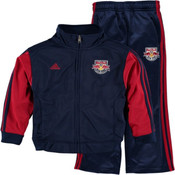 NY Red Bulls Adidas Kids Track Set