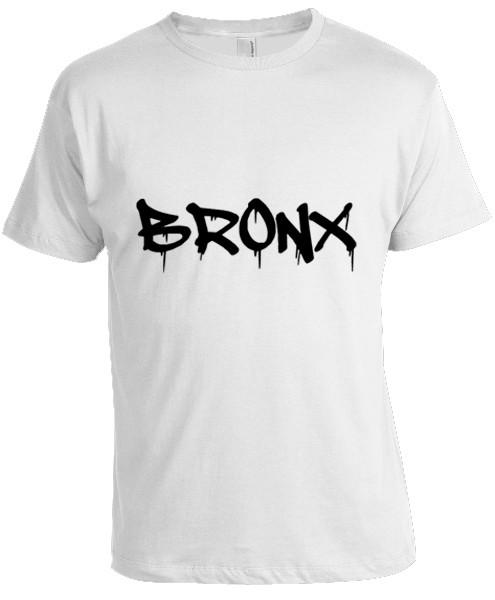 Bronx T-shirt- White photo