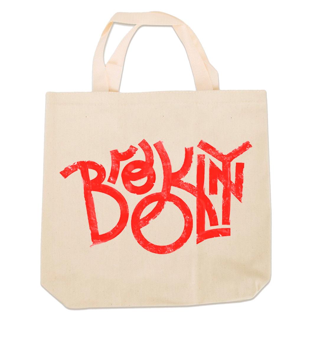 Brooklyn Canvas Tote Bag photo