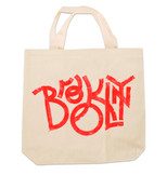 Brooklyn Canvas Tote Bag