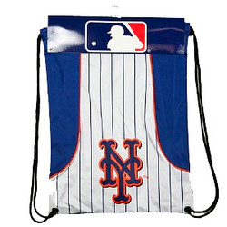 NY Mets Draw-String Back Sack by Concept One Photo