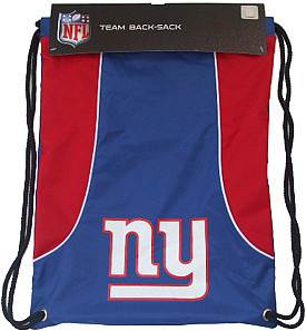 New York Giants Team Logo Backsack by Concept One photo