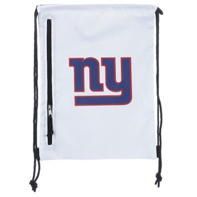 New York Giants Chalk Backsack - White photo