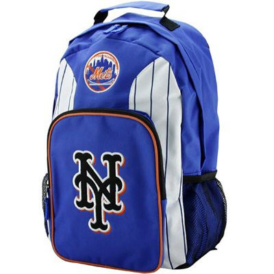 New York Mets Southpaw Backpack – Royal Blue photo