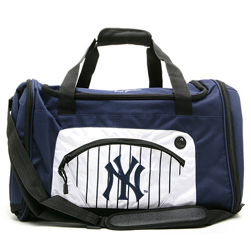 NY Yankees Roadblock Duffel Bag  photo