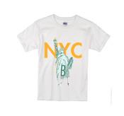 Kids NY Liberty T-shirt -White