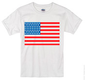 Kids USA Flag T-shirt