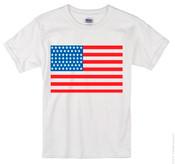 Kids USA Flag T-shirt
