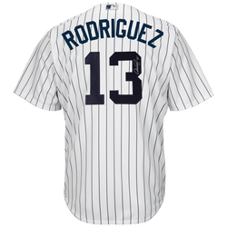 Alex Rodriguez Signature Series Jersey Photo
