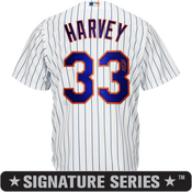 Matt Harvey Signature Series Jersey