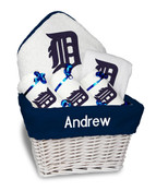 Detroit Tigers Personalized 6-Piece Gift Basket