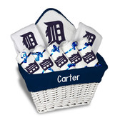 Detroit Tigers Personalized 9-Piece Gift Basket