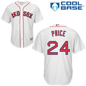 David Price Youth Jersey - Boston Red Sox Replica Kids Home Jersey