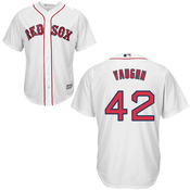 Mo Vaughn Youth Jersey - Boston Red Sox Replica Kids Home Jersey