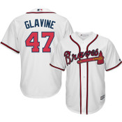 Tom Glavine Jersey - Atlanta Braves Replica Adult Home Jersey
