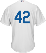 Jackie Robinson Day 42 Jersey - LA Dodgers Replica Adult Home Jersey