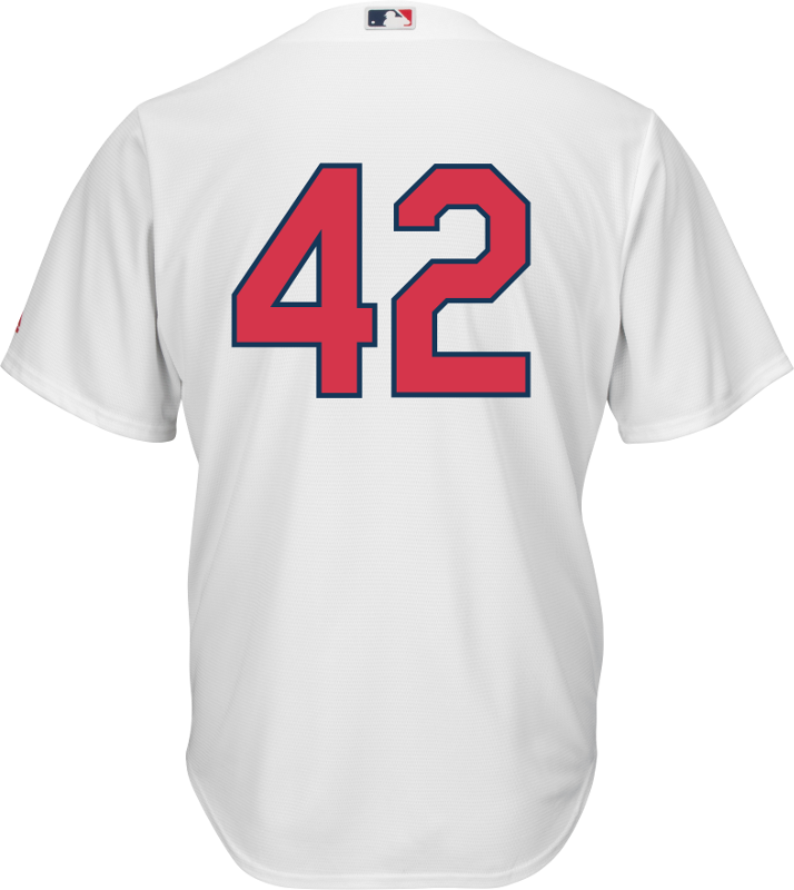 detailed look 4c652 3789e Jackie Robinson Day 42 Youth Jersey - St Louis Cardinals Replica Kids Home  Jersey