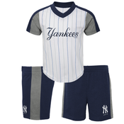 Yankees Kids Batting Practice Short Set