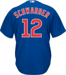 5610b2074 where can i buy kyle schwarber jersey chicago cubs replica adult royal blue  jersey 62114 702e8
