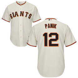 Joe Panik Jersey - San Francisco Giants Replica Adult Home Jersey Photo