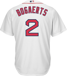 Xander Bogaerts Jersey - Boston Red Sox Replica Adult Home Jersey (91-7700-RSXH-XB2) (view) Photo