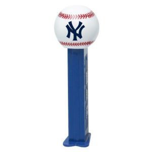 New York Yankees Pez photo