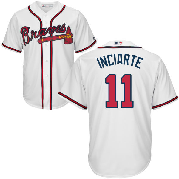 the latest 6a9a3 9da87 Atlanta Braves Personalized Jerseys Customized Shirts with ...