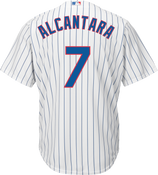 Arismendy Alcantara Youth Jersey - Chicago Cubs Replica Kids Home Jersey
