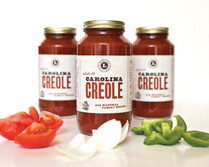 GOURMET PACK CREOLE, GRITS & RICE || BEST BUY - FREE SHIPPING: 3 Jars Carolina Creole® + 1 Bag of Carolina Stone Ground Grits & 1 Bag of Carolina Long Grain Rice - sofi™ Award | Might As Well Eat The Best!®
