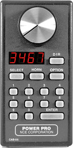 NCE 40 Cab06R Throttle - Wireless
