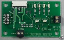 NCE 219 DTK Decoder Test Kit w/ wire harness