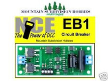 NCE 225 EB-1 Single Circuit Breaker w/Status