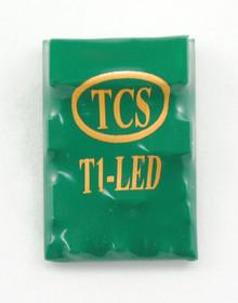 TCS 1484 T1-LED 2 function decoder Built-in Resistors for LED's