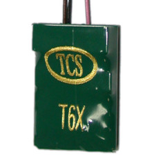 TCS 1026 T6X 6 Function Decoder